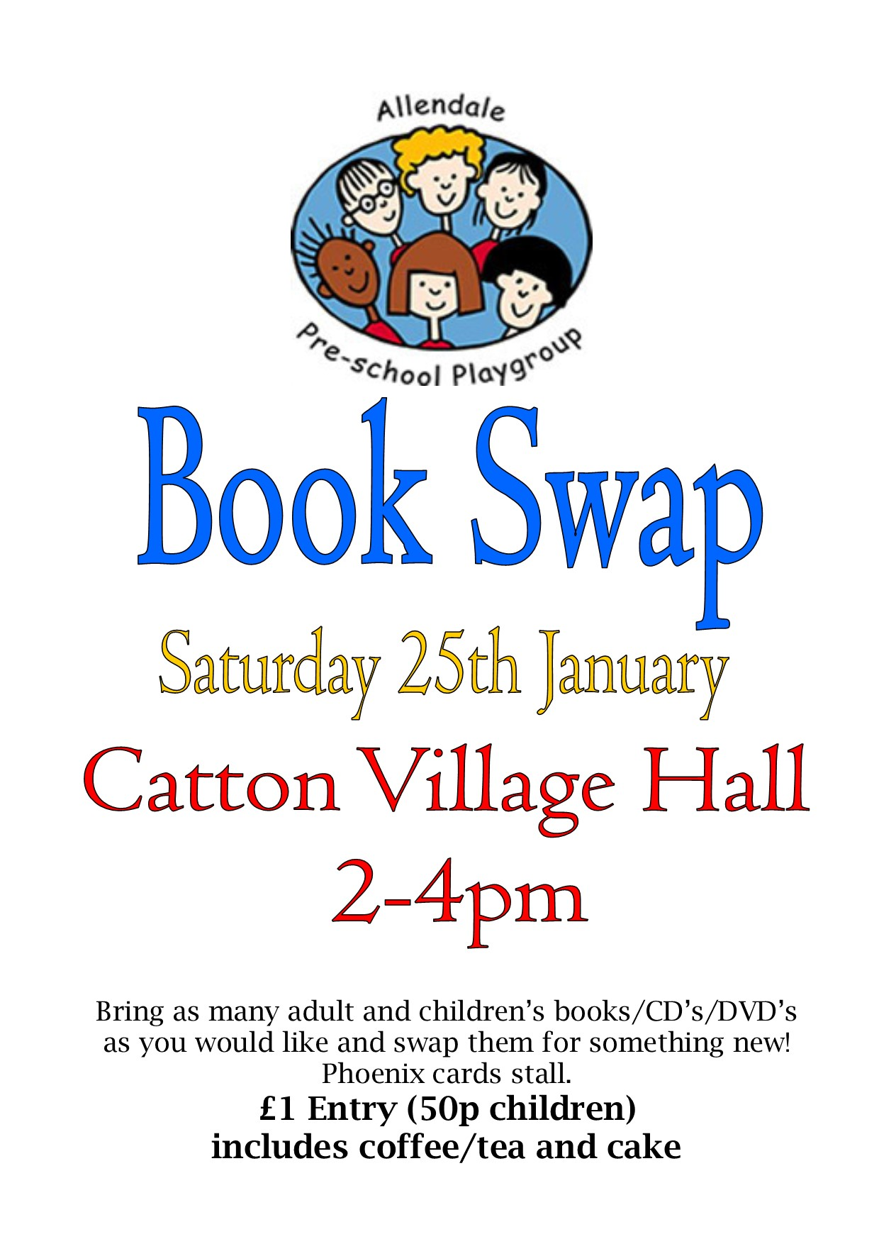 Book Swap Event A Welcoming Interesting And Active